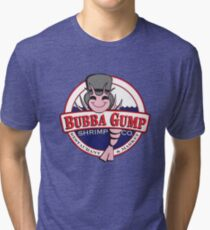 Camiseta de tejido mixto Forrest Gump - Bubba Gump Shrimp Co.