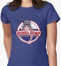 Forrest Gump - Bubba Gump Shrimp Co. Women's Fitted T-Shirt