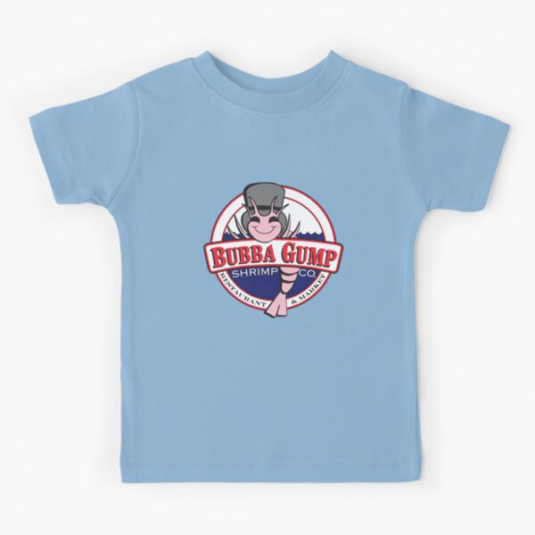 Forrest Gump - Bubba Gump Shrimp Co. Kids T-Shirt