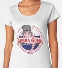 Forrest Gump - Bubba Gump Shrimp Co. Women's Premium T-Shirt