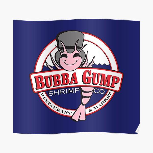 Forrest Gump - Bubba Gump Shrimp Co. Poster