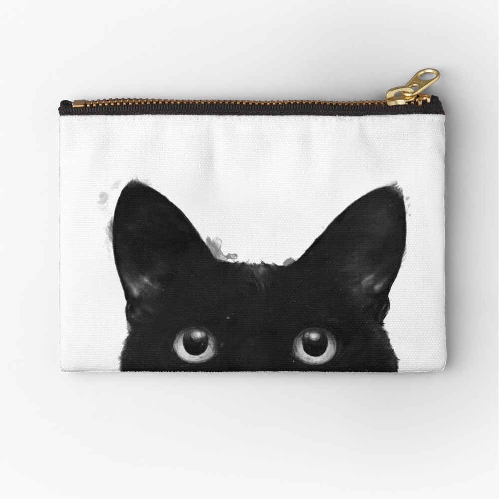 Are you awake yet? Zipper Pouch