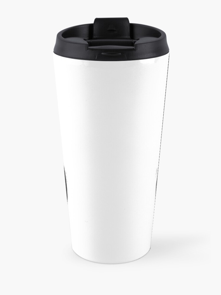 Alternate view of Are you awake yet? Travel Mug