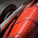 Maserati 250F by Paul Peeters