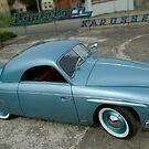 1951 VW Rometsch Beeskow coupé by Paul Peeters