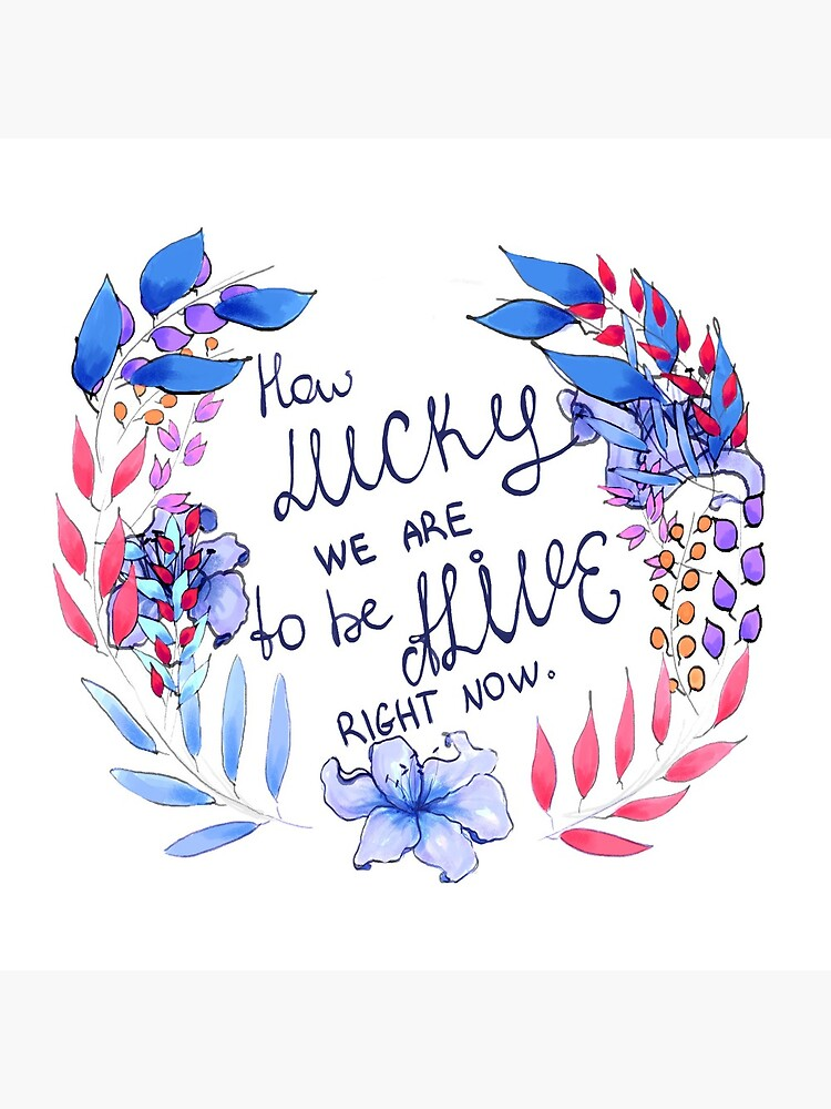 How Lucky We Are by GinnyKZ