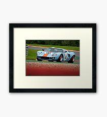 Ford GT40 Framed Print