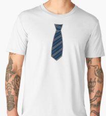 Raven House Tie Men's Premium T-Shirt