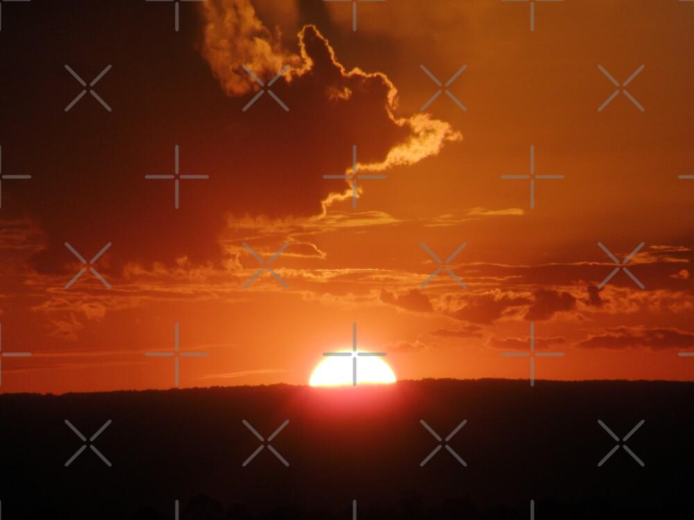 Setting Fireball by CapturedByKylie