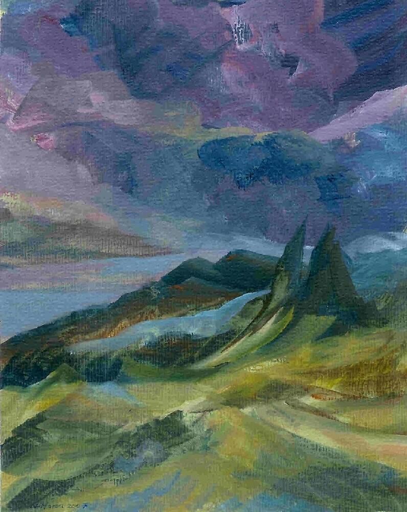 Landscape28 by Nurhilal Harsa