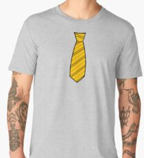 Badger House Tie  Men's Premium T-Shirt