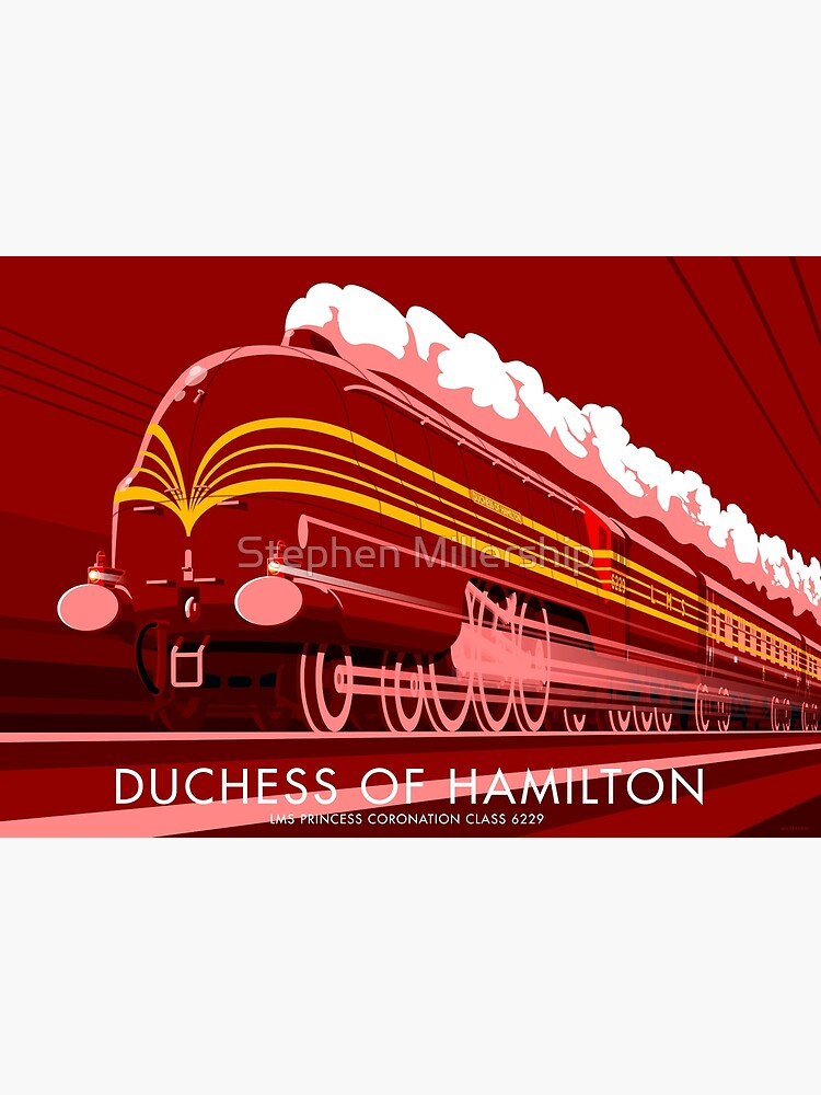 Duchess of Hamilton by smillership
