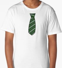 Malfoy's Tie Long T-Shirt