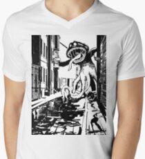Oskairmonda: The Trashbeast Men's V-Neck T-Shirt