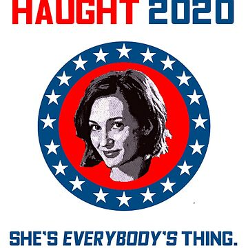 Haught 2020 - She's Everybody's Thing by schmamsw