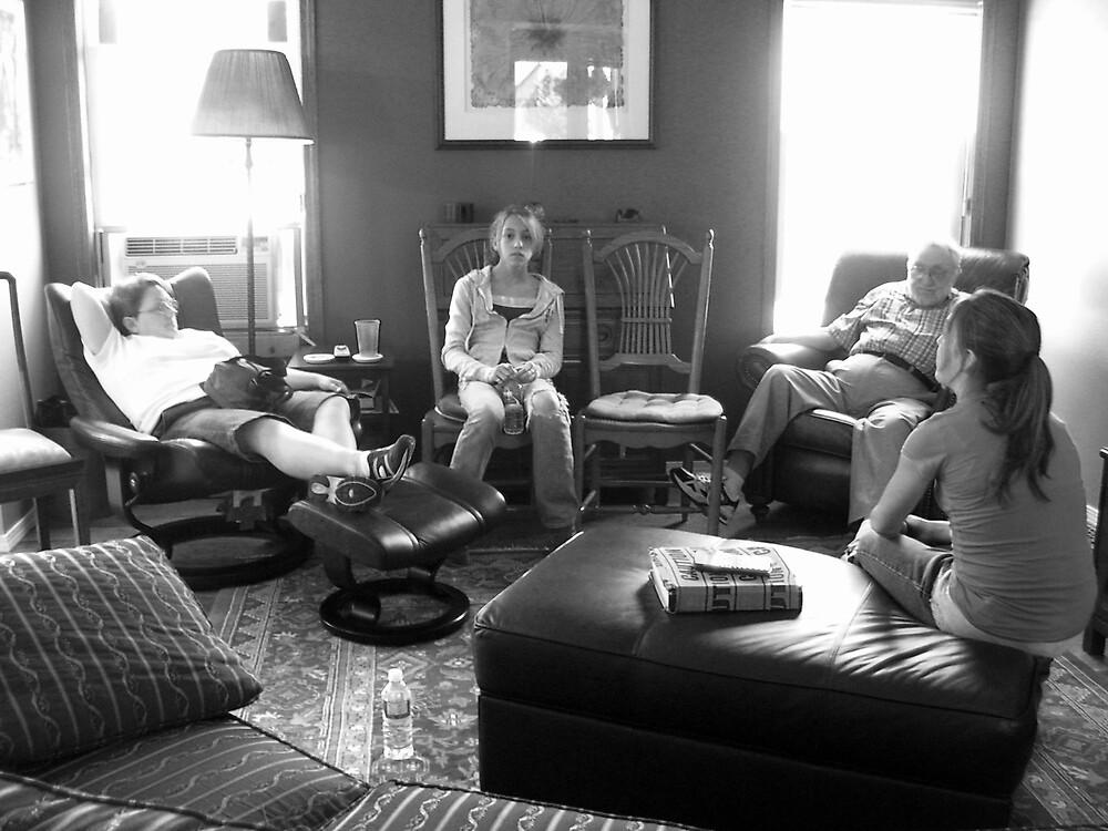 Family Room by SongbirdBreid