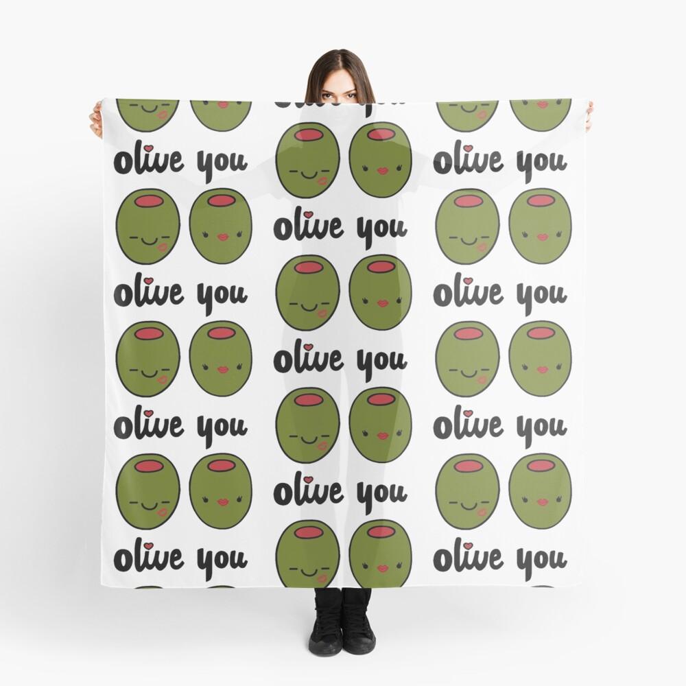 Olive Sie Tuch