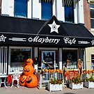 Mayberry Cafe ~ Danville, Indiana ~ USA by Marie Sharp