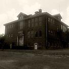 Old Woodstock High School by James Brotherton