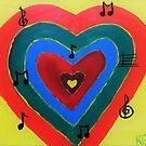 Love of Music by Kamira Gayle