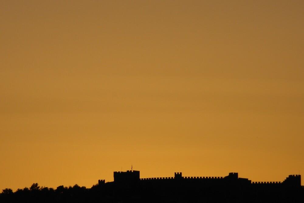 Sunset Ohrid by Ivana Ivanova Milcinoska