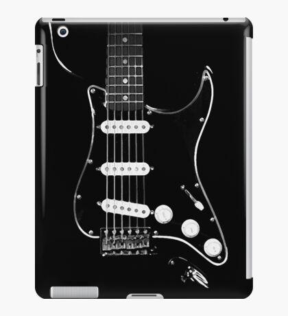black glowstrings  iPad Case/Skin