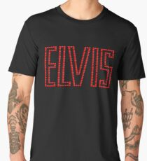 Elvis Presley Men's Premium T-Shirt
