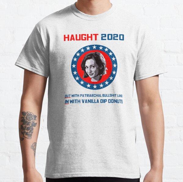 Haught 2020 - Vanilla Dip Donuts Classic T-Shirt