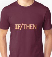 If/Then Musical T-Shirt