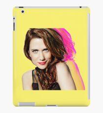 Kristen Wiig SNL Portrait iPad Case/Skin