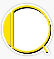 Q Sticker