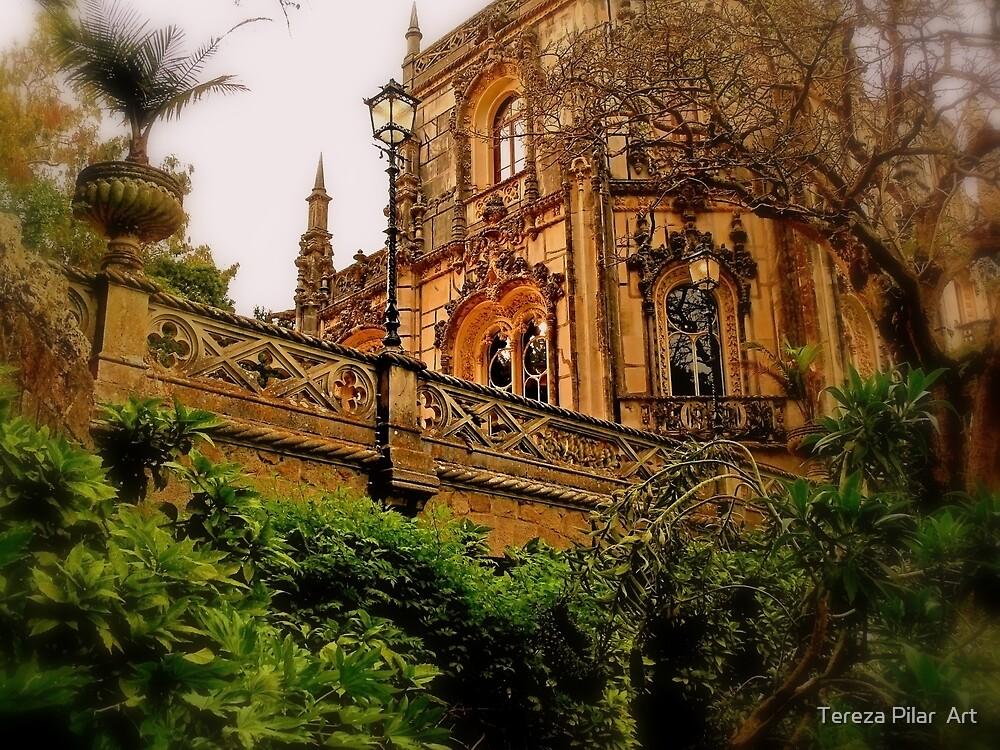 Quinta da Regaleira by terezadelpilar ~ art & architecture