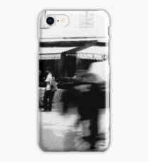 Cyclists, Hanoi iPhone Case/Skin