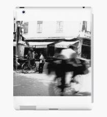Cyclists, Hanoi iPad Case/Skin