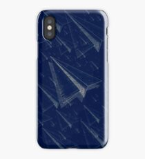 Paper Airplane 101 iPhone Case/Skin
