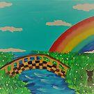 My Rainbow Bridge by Kamira Gayle
