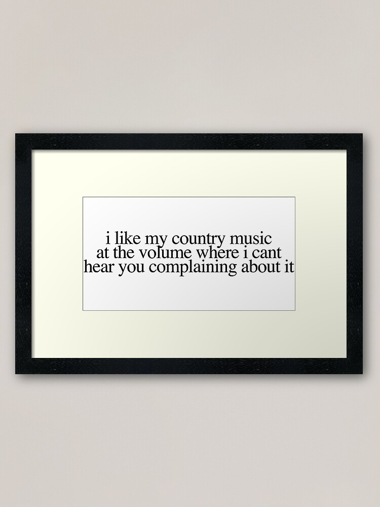 Alternate view of Loud and Proud Framed Art Print