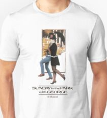 Sunday in the Park with George Musical  Unisex T-Shirt