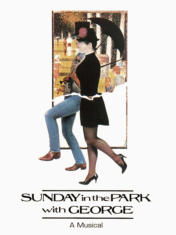 Sunday in the Park with George Musical  by key-change