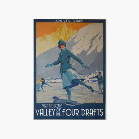 Propaganda de VFD: Valley of the Four Drafts Lámina rígida