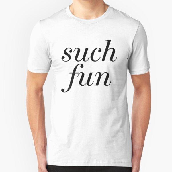 Comedy Funny Comedian Such Fun Kids T-Shirt Miranda Hart Miranda
