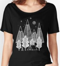 Camp Line Women's Relaxed Fit T-Shirt