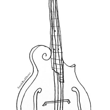 Mandolin & Mandolins by SarahRedShoes