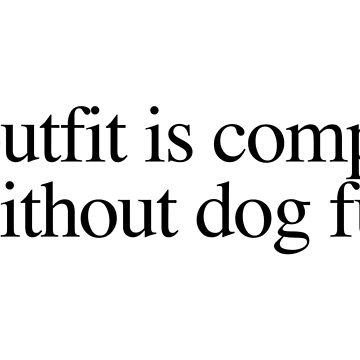 Dog Fur by randomraccoons