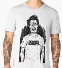 Zombie Japanese Men's Premium T-Shirt