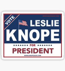 Knope 2020 Sticker