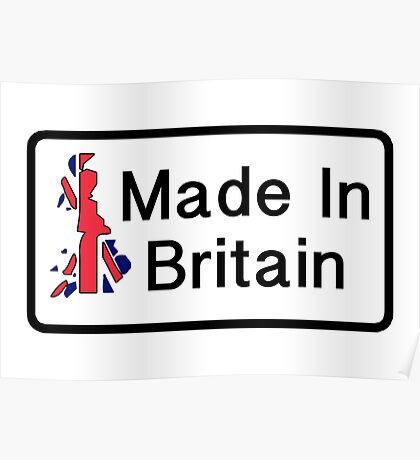 Made In Britain - The IT Crowd Poster
