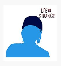 Life is strange - chloe Photographic Print
