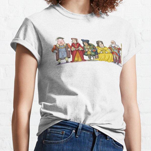 British Monarchs Classic T-Shirt