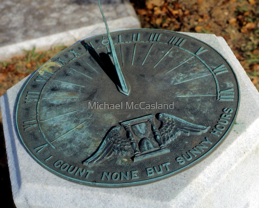 Time by Michael McCasland